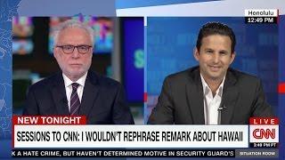 CNN: Sen. Schatz: Jeff Sessions Doesn