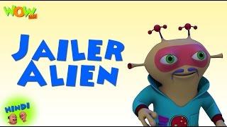 Jailer Alien - Motu Patlu in Hindi - ENGLISH, SPANISH & FRENCH SUBTITLES! - 3D Animation Cartoon