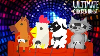 HOW TO SCREW OVER YOUR FRIENDS!! Ultimate Chicken Horse (Funny Moments & FAILS)
