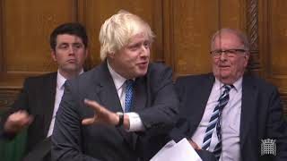 """BREXIT - Boris Johnson: """"This deal is a national humiliation that makes a mockery of Brexit"""""""