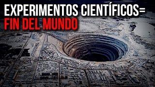 10 Experimentos Capaces de Destruir el Mundo