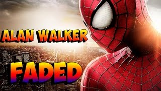 The Amazing Spider-Man 2 - Alan Walker – Faded