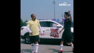 إظهار كارلوس مهارته في ركلة حرة وركلة ركنية|CCTV Arabic