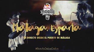 Semifinal Regional Málaga, Spain 2017 | Red Bull Batalla De Los Gallos