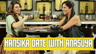 Allu Arjun Is My Favourite Co-Star Says Hansika  In A Date With Anasuya ! - TV9