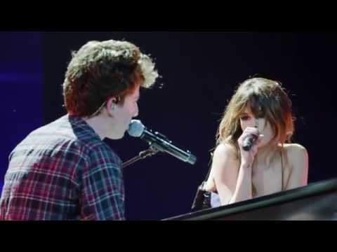 Charlie Puth & Selena Gomez We Don t Talk Anymore Official Live Performance