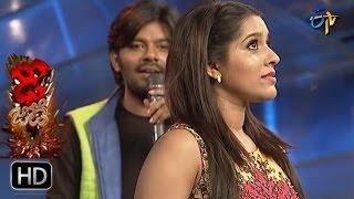 Reshmi & Sudheer Intro | Dhee Jodi | 19th April 2017 | ETV Telugu
