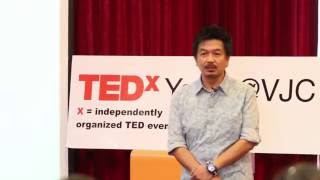 The Power of Withholding Judgement | Ben Cheong | TEDxYouth@VJC