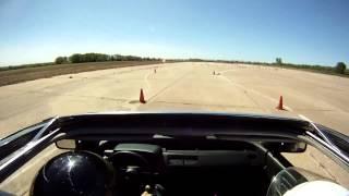 STC Civic - Wichita Region AutoX 4/16/2012 - Yoder, KS