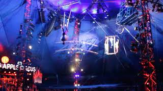 Воздушные акробаты. Ammed Tuniziani. Air acrobats