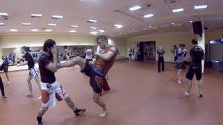 Techniki capoeira pod MMA - Trening z zawodnikami KSW i Ankos Zapasy