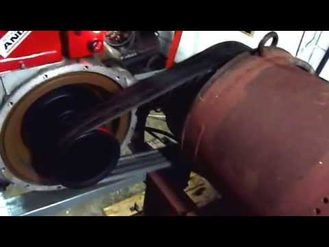 Rębak silnik Andoria 2CA90 7
