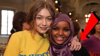 Gigi Hadid Sparks Engagement Rumors As She & Bella Take Over Milan Fashion Week