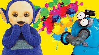 Teletubbies: Colours Pack 1 - Full Episode Compilation   Learn Colours with Teletubbies