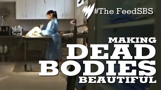 The Mortician: Making Dead Bodies Beautiful
