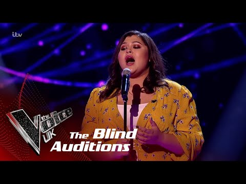 Xxx Mp4 Lucy Performs Colorblind Blind Auditions The Voice UK 2018 3gp Sex