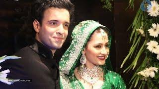 Famous Indian Drama Actress Sanjeeda Sheikh Wedding Pictures