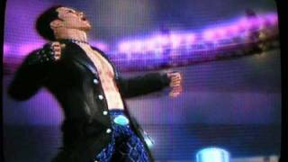 Brandon Anderson Ring Entrance (WWE SmackDown vs. Raw 2009)