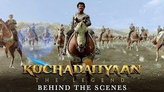 Kochadaiiyaan 2014 Hindi Animated Movie Trailer in Full HD