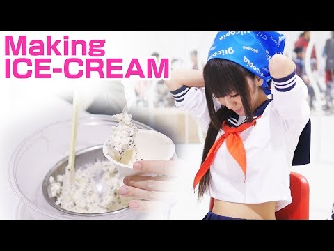 Xxx Mp4 Making Ice Cream With A Japanese School Girl 3gp Sex