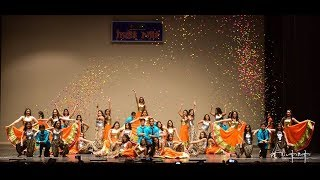 Senior Mix Bollywood Dance - 2017 (4K Ultra HD)
