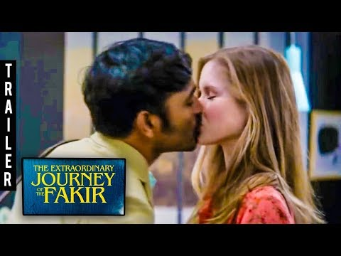 Xxx Mp4 Dhanush S Hollywood Movie Official Trailer Review The Extraordinary Journey Of The Fakir 3gp Sex