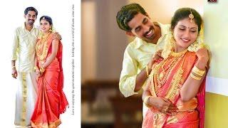 KERALA HINDU WEDDING HIGHLIGHTS.... ARUN + SARANYA