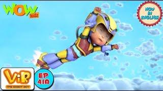 Vir: The Robot Boy - The Lightening Robot - As Seen On HungamaTV - IN ENGLISH