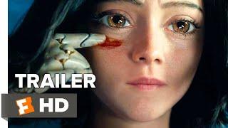 Alita: Battle Angel Trailer (2018) |