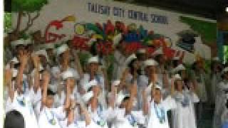 talisay city central school elem. graduates 2011