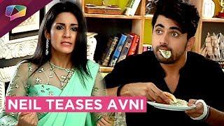 Neil Teases Avni   Avni gets Emotional   Naamkaran   Star Plus