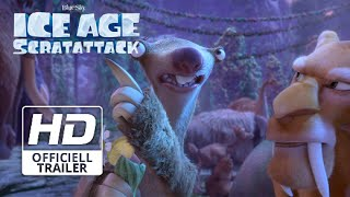 ICE AGE: SCRATATTACK - Biopremiär 8 juli - Officiell trailer 2 HD