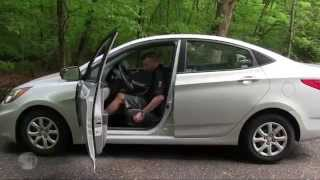 2014 Hyundai Accent sedan review: features information driving impressions