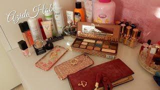 Dogum gunu hediyelerim/ Alisveris / Too faced , Armani Parfum, Küpe ,gözlük