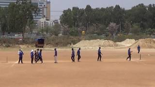 Inter-Provincial Cricket League, Bangalore: Final - Innings 2 Blazing Blasters