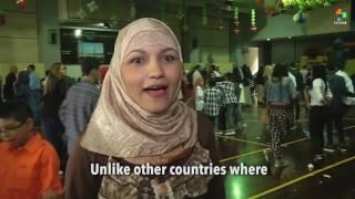 Venezuelan Muslims Celebrate Eid