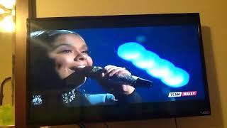 Brooke Simpson  Performance  Amazing Grace The Voice  Dec 4 2017
