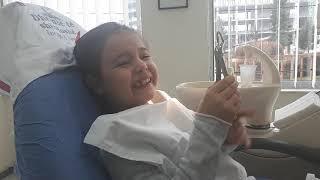 Tuana nxjerr dhëmbin pa ndihmën e dentistit dhe pa anestezion 😘