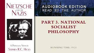 National Socialist Philosophy