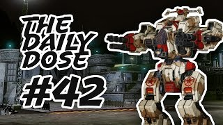 UAC/5 Fire Support Rifleman RFL-3N - Mechwarrior Online - The Daily Dose #42