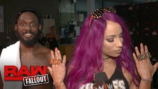 Sasha Banks is coming to 205 Live: Raw Fallout, May 29, 2017