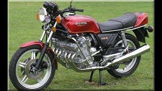 HONDA CBX 1000 - Best Sounding Motorcycle