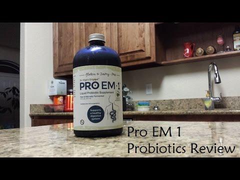 Pro EM 1 Probiotic Review