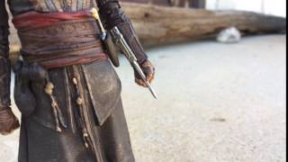 Assassin's Creed Movie Aguilar Stop Motion - McFarlane Toys