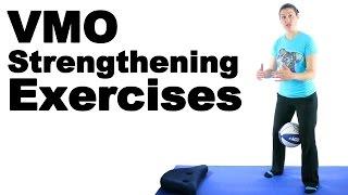 VMO Strengthening Exercises - Ask Doctor Jo