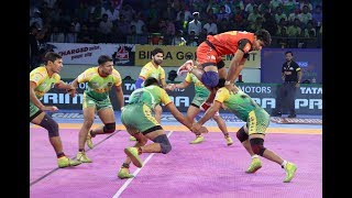 Pro Kabaddi 2018 Highlights   Patna Pirates vs Bengaluru Bulls   Hindi