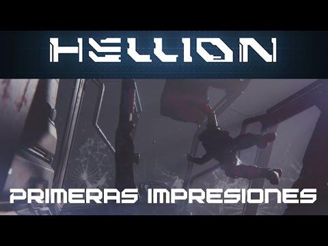 Hellion en Español Ep. 0 Primeras impresiones