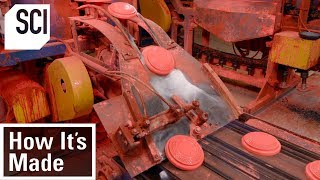 How Clay Targets Are Made   How It's Made