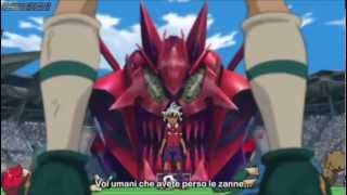 Inazuma Eleven Raimon VS The Ogre