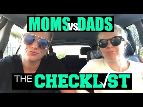 Xxx Mp4 Moms Vs Dads The Checklist MOMTRUTHS 3gp Sex